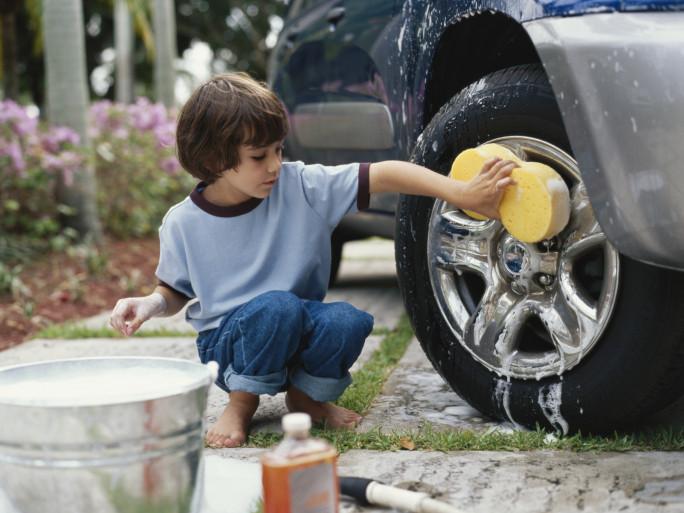 cura pulizia carrozzeria