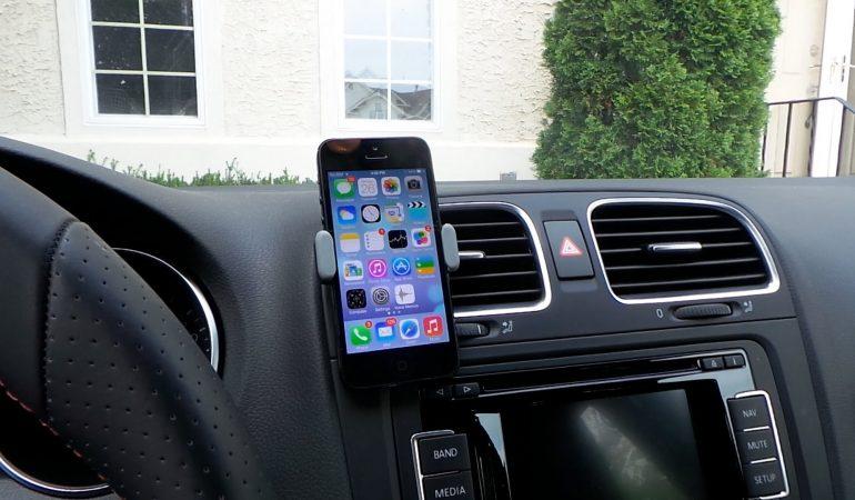 migliori supporti auto per smartphone